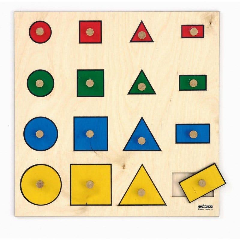 Geometrisch vormenbord
