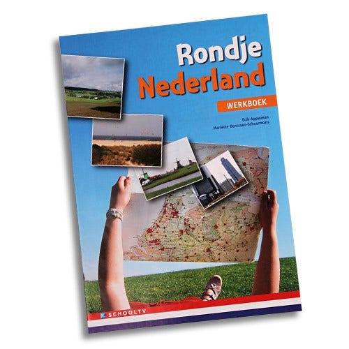 Rondje Nederland: deel 1-6 Werkboek