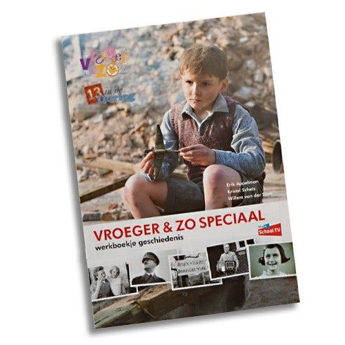 13 in de Oorlog - werkboek