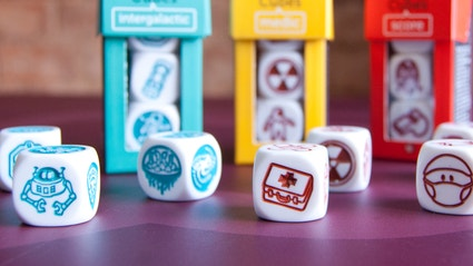 Rory Story Cubes - uitbreidingssets
