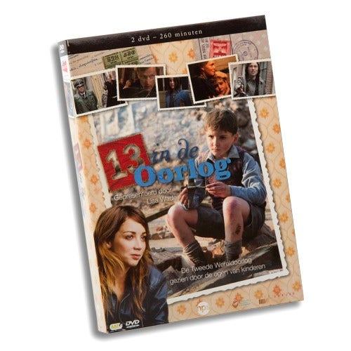 13 in de Oorlog - DVD
