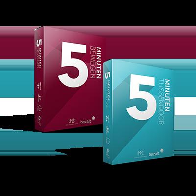 5 minuten - Bewegen & Tussendoor