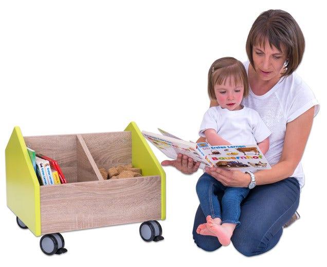 EduCasa boekenwagen klein