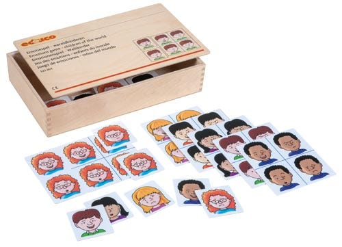 Educo emotiespel wereldkinderen