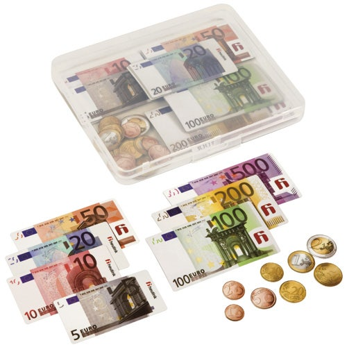 Euro set magnetisch individueel