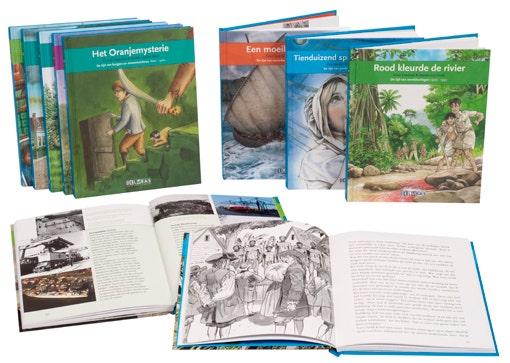 Terugblikken Leesboeken serie 3