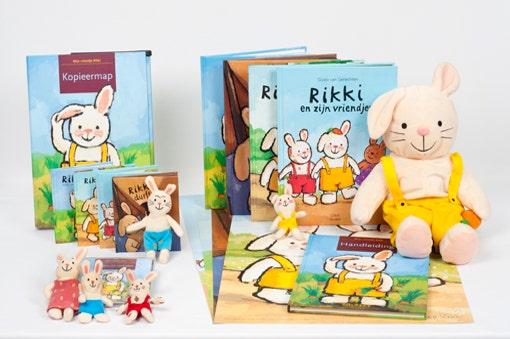 Rikki en zijn vriendjes  - producten