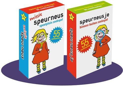 Missie Speurneus en Speurneusje