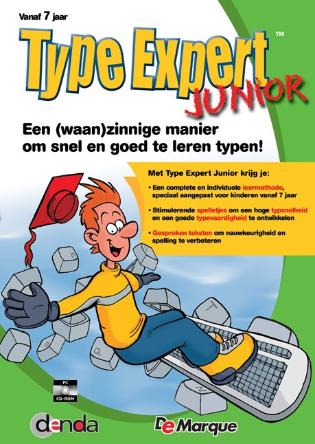Type Expert Junior Leermethode
