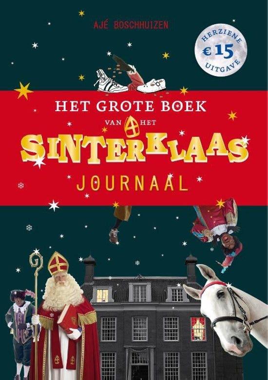 Het grote boek van het Sinterklaasjournaal