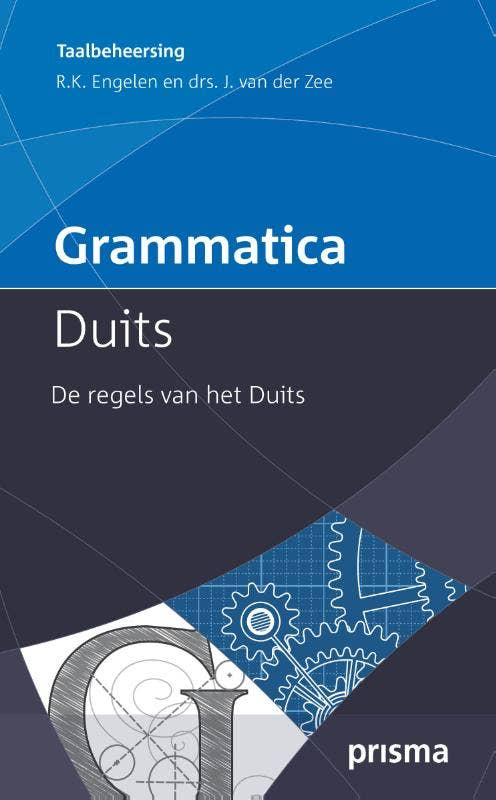Grammatica Duits