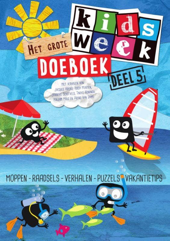 Kidsweek - Het grote doeboek