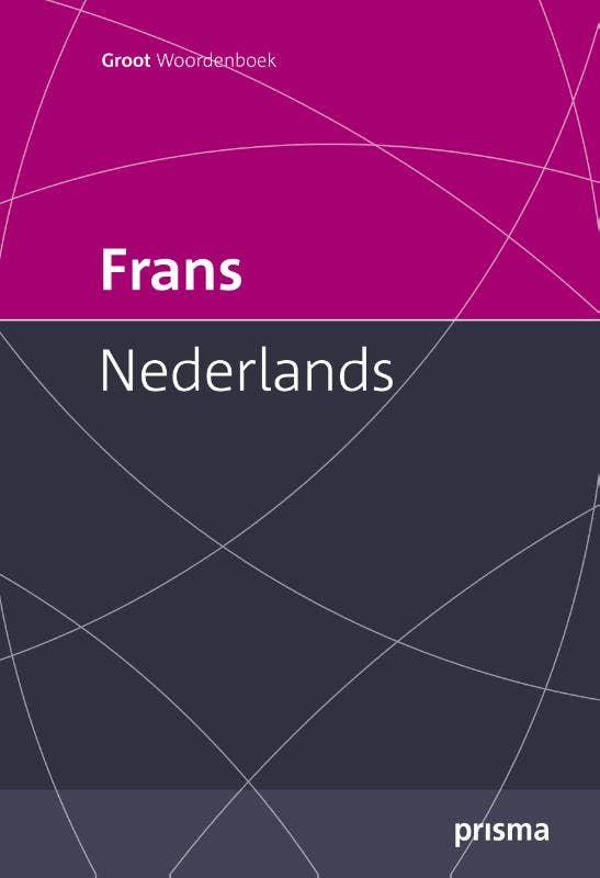 Prisma groot woordenboek Frans-Nederlands