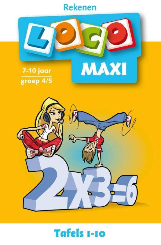 Maxi Loco / Tafels 1-10