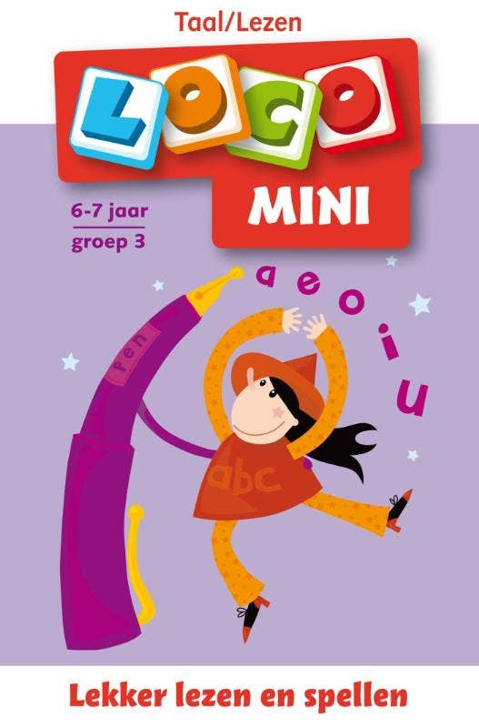 Mini Loco / Taal / Lezen 3-1
