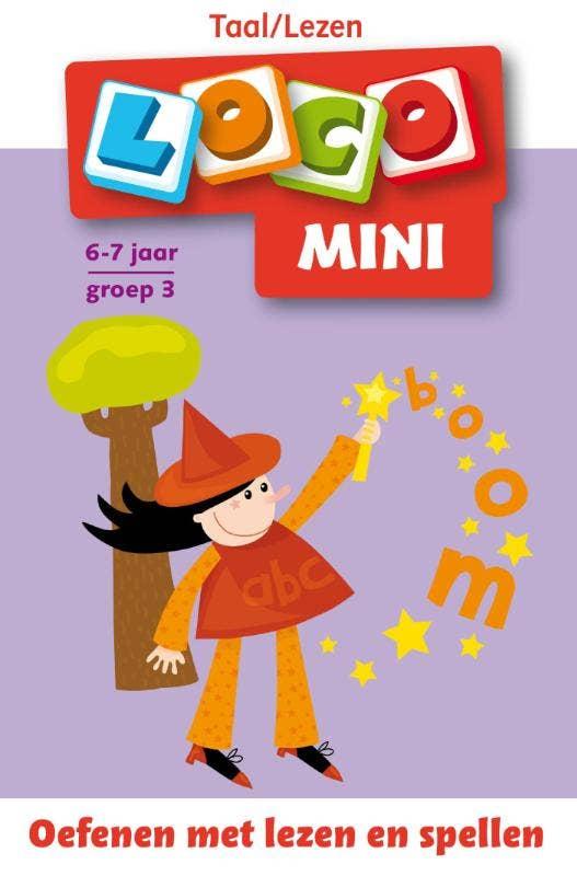 Mini Loco / 3-2 / deel Taal / Lezen