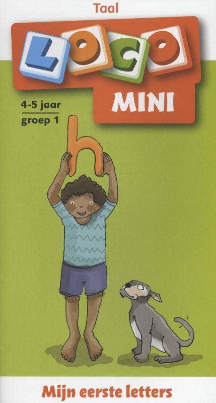 Loco Mini Mijn eerste letters