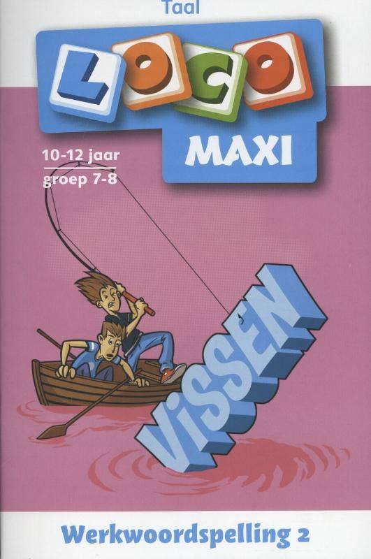 Loco Maxi Werkwoordspelling groep 7/8