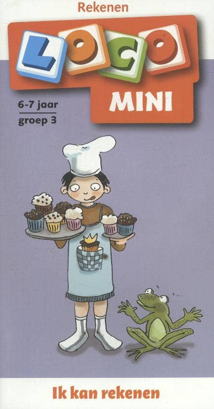Loco Mini Ik kan rekenen