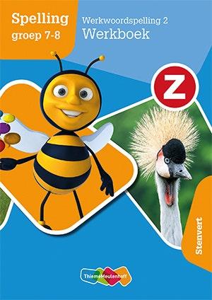 Z-Spelling groep 7-8 Werkwoordspelling 2 Werkboek