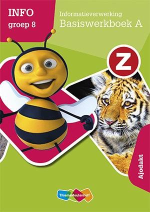 Z-Info - groep 8 - Informatieverwerking - Basiswerkboek A - Ajodakt