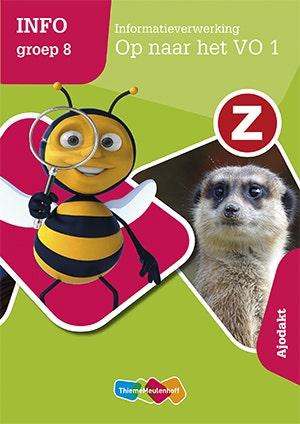 Z-Info - groep 8 - Informatieverwerking - Op naar het VO 1 - Werkboek Ajodakt
