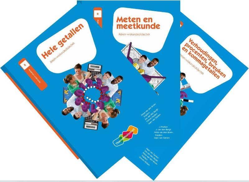Serie Reken- en wiskundedidactiek kortingspakket