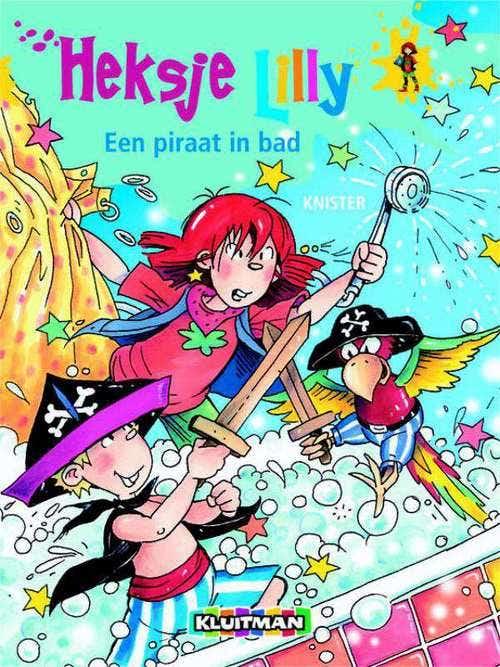 Heksje Lilly Een piraat in bad