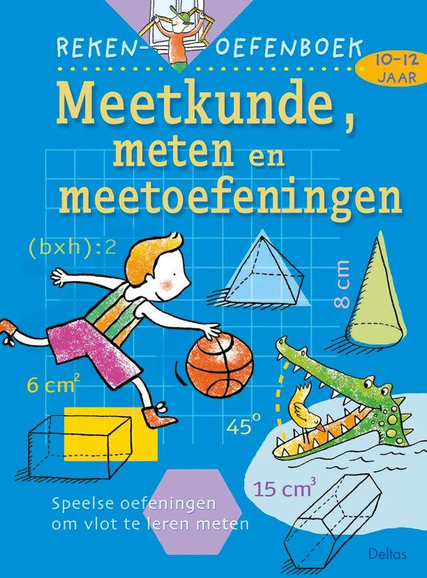 Rekenoefenboek - Meetkunde