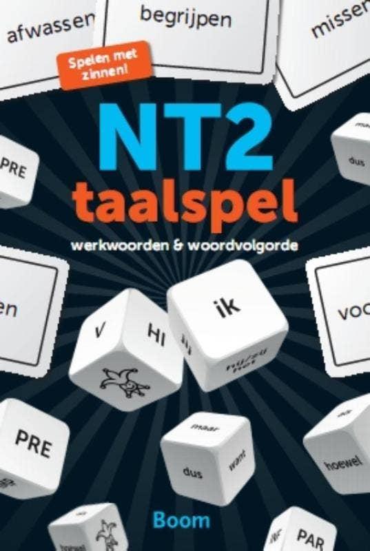 NT2 taalspel - werkwoorden & woordvolgorde
