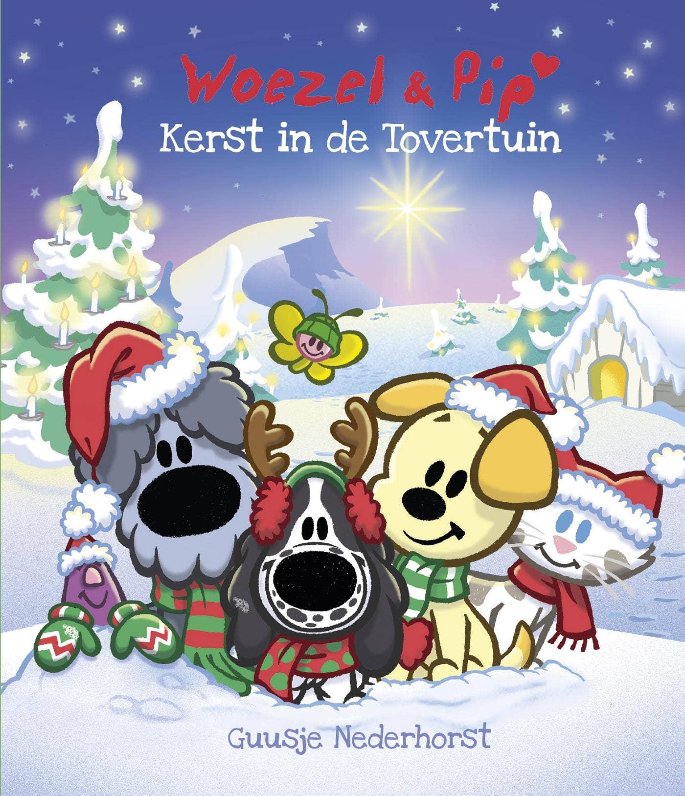 Woezel en Pip - Kerst in de Tovertuin