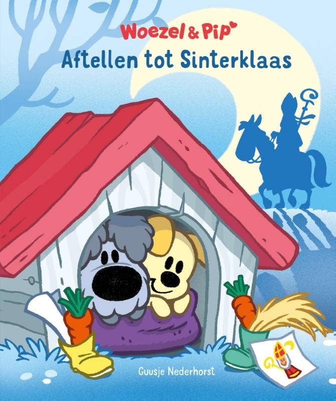 Aftellen tot Sinterklaas
