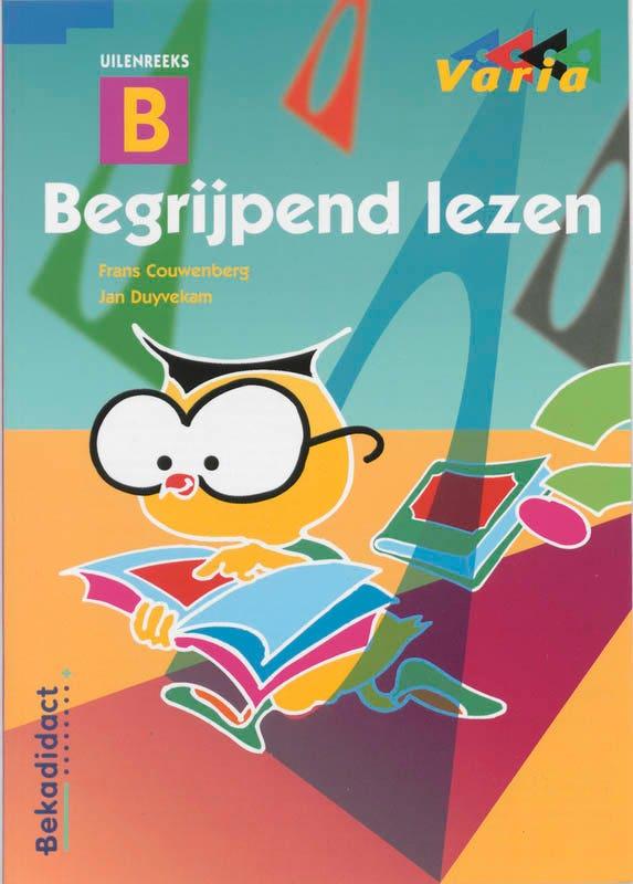 Varia Begrijpend lezen Uilenreeks B Groep 4 en 5