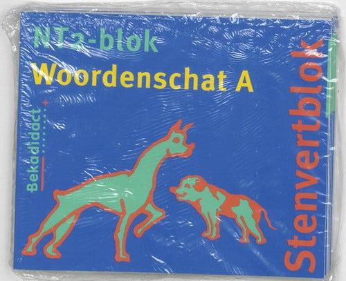 Woordenschat NT2 set 5 ex A Stenvertblok