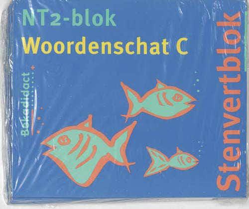 Stenvertblok Woordenschat NT2 set 5 ex C Blok