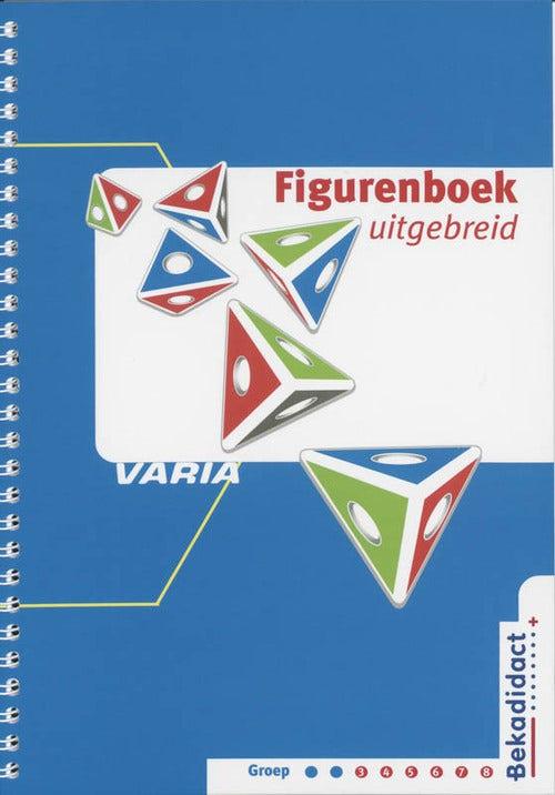 Varia Figurenboek Uitgebreid - Groep 3 t/m 8