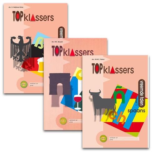 Topklassers set 5 ex 2 Groep 7-8 Vreemde talen Werkboeken