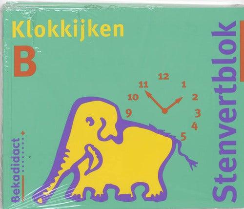 Stenvert B Groep 4/5 5 ex Klokblok