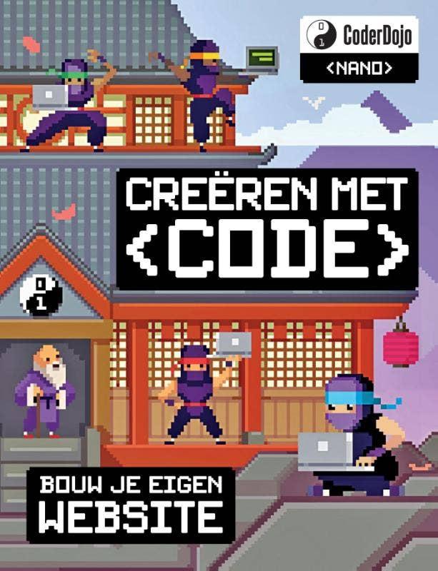 CoderDojo - Creëren met code: bouw je eigen website