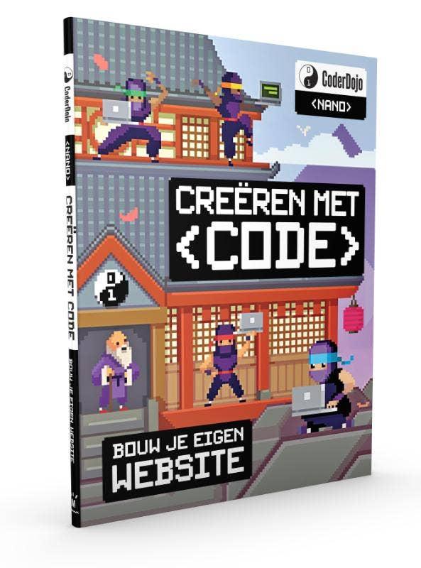 CoderDojo - Cre+½ren met code: bouw je eigen website