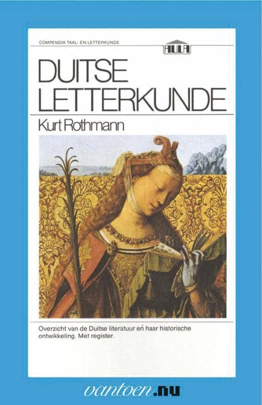Vantoen.nu - Duitse letterkunde