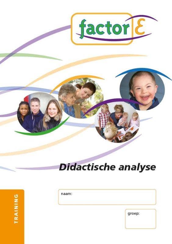 Didactische analyse
