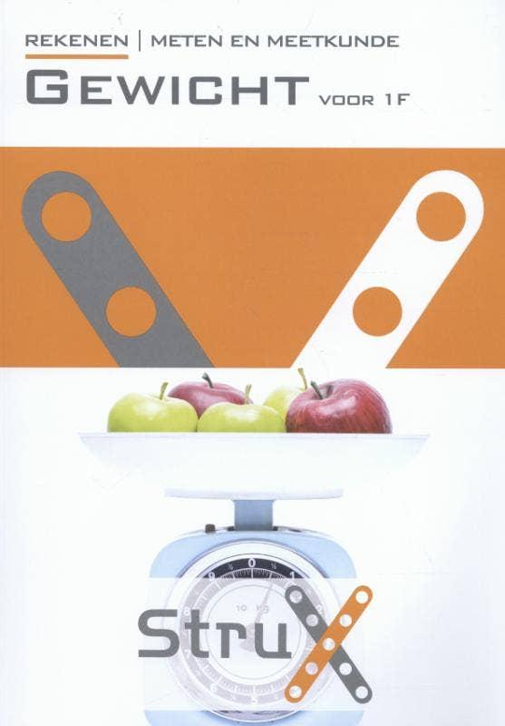 Rekenen meten en meetkunde. gewicht voor 1F