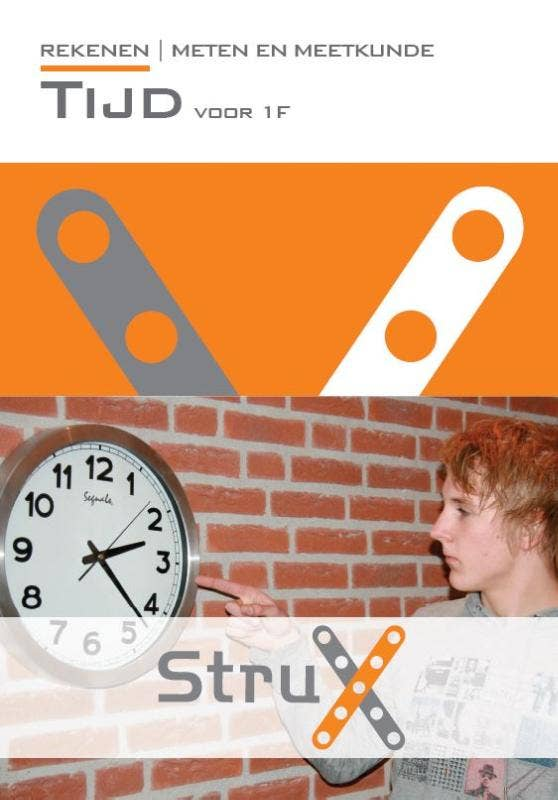 Meten en meetkunde; Tijd voor 1F