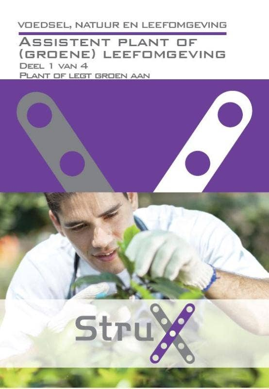 StruX Assistent plant of (groene) leefomgeving - deel 1 van 4 - Plant of legt groen aan