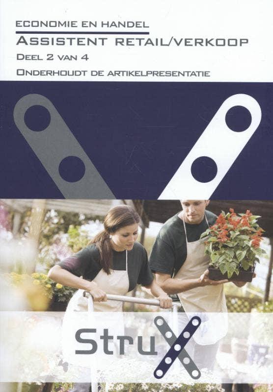 StruX Economie en handel: Assistent verkoop/retail - Werkproces 2