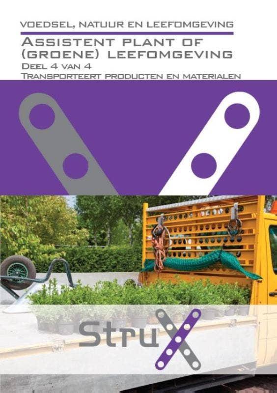 Assistent plant of (groene) leefomgeving - deel 4 - Transporteert producten en materialen
