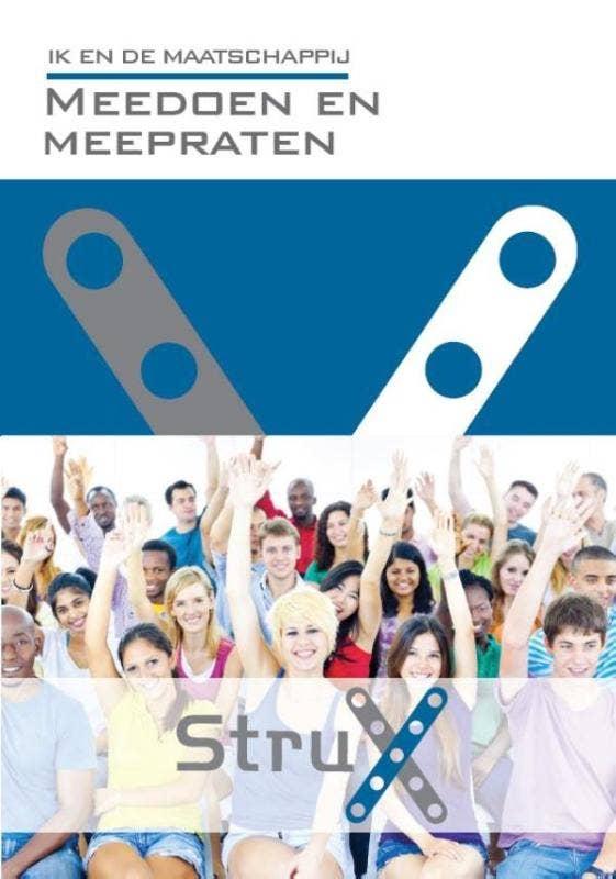 StruX - Ik en de Maatschappij - Meedoen en meepraten