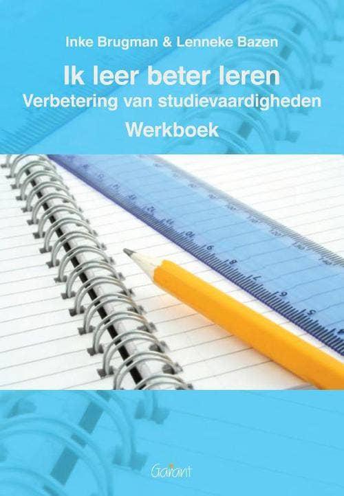 Ik leer beter leren Werkboek