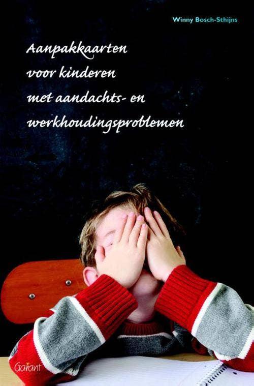 Handleiding methode aanpakkaarten speciaal ontwikkeld voor kinderen met aandachts- en werkhoudingsproblemen